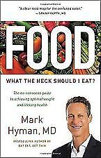 Food: What the Heck Should I Eat By Mark Hyman (E-B00K, PDF, EPUB) Fast Delivery