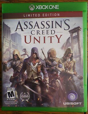 Assassin's Creed Unity - Xbox One - GREAT GAME - Look