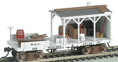 Bachmann 16402 HO Western & Atlantic Old Time Blacksmith Car