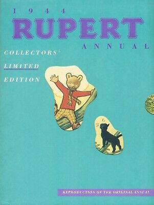 1944 Rupert Annual Collectors' Limited Edition