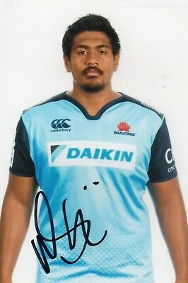Will Skelton - Australia Wallabies Rugby - Signed 6X4 Photo