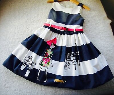 Gorgeous Girls Next Prom / Christmas Party Dress Age 4