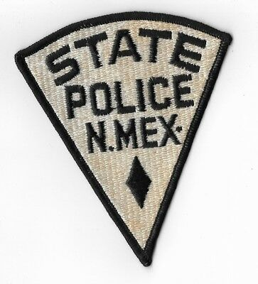 New Mexico State Police Patch older version