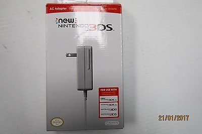 Nintendo AC Adapter Wall Charger for Nintendo 3DS & 3DS XL & DSi