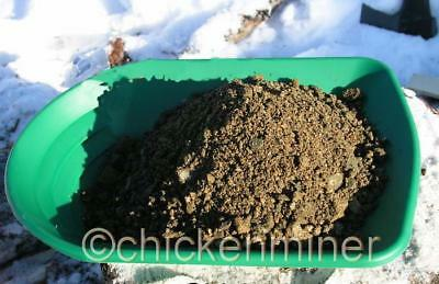 3lbs Rich Alaska Gold panning Paydirt ! Goldpanning -nuggets - flakes - fines