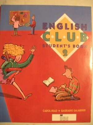 English Club 2 SB Intnl: Students' Book No. 2 by Read, Carol Paperback Book The