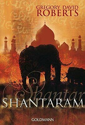 Shantaram (German) by Roberts, Gregory David Book The Cheap Fast Free Post