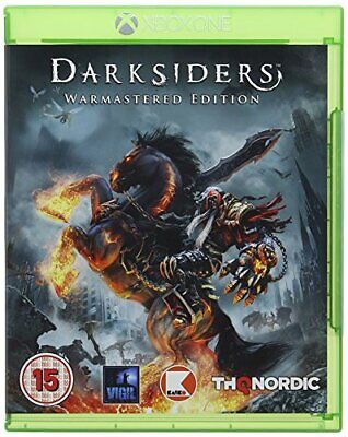 Darksiders: Warmastered Edition (Xbox One) - Game  PIVG The Cheap Fast Free Post