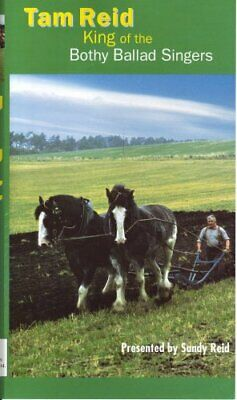 Tam Reid, King of the Bothy Ballad Singers - DVD  O2VG The Cheap Fast Free Post