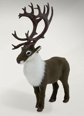 Byers Choice Caribou Accessory Beautiful Soft Fur Antlers New Version