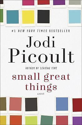 Small Great Things by Jodi Picoult (2016, Hardcover)