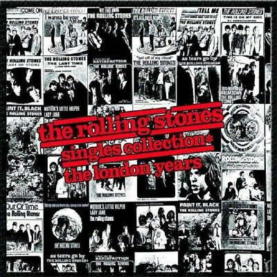 The Rolling Stones - Singles Collection: The London Years - UnKnown 8823402 - (