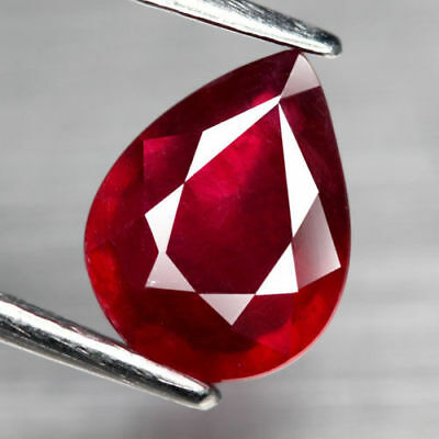 SUPERBE RUBIS ROUGE NATUREL DE MADAGASCAR 1,91 carat