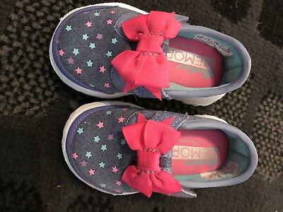 baby girl Sketchers trainers size 2