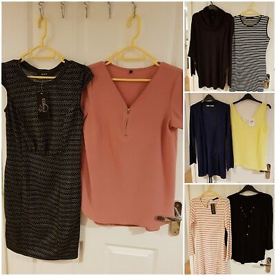Ladies Clothing Bundle Size 10. Dresses / Tops / Jumpers. Most new!