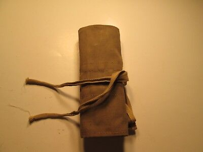 Vintage Military US Army field Surgical kit marked Adams.