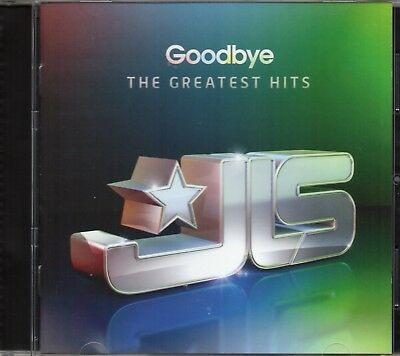 JLS - Goodbye (The Greatest Hits) CD (X Factor 2008)