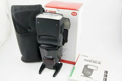 Canon Speedlite 580EX Shoe Mount Flash