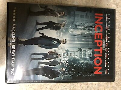 Inception (DVD, 2010)