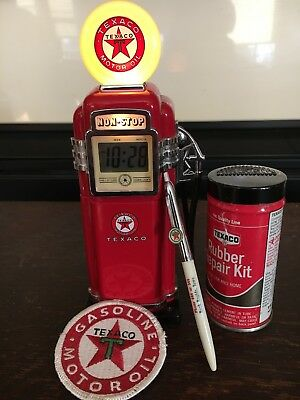 Texaco Lot Of Vintage Collectables