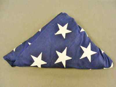 Original 50 star US flag approximately 5 x 9 foot great condition