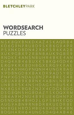 Bletchley Park Puzzles Wordsearch by Arcturus Publishing Book The Cheap Fast
