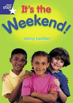 Star Shared: Reception: It's the Weekend Big Book... by Lachlan, Jenny Paperback