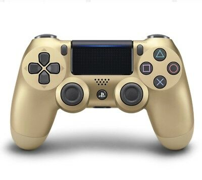 PS4 Sony Dualshock 4 Controller- Gold
