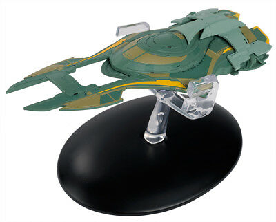 STAR TREK Official Starships Magazine #137 XINDI HUMANOID Eaglemoss