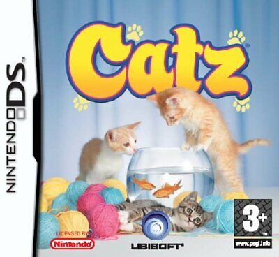 Catz (Nintendo DS) - Game  2AVG The Cheap Fast Free Post
