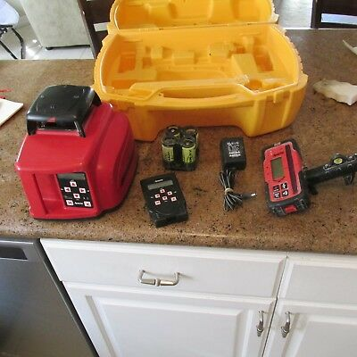 Apache Summit 1 Laser with Apache Storm Controller and Case (See Details)