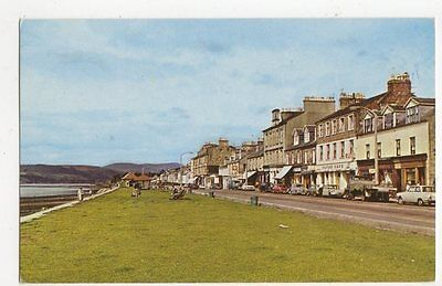 West Clyde Street Helensburgh Old Postcard  217a