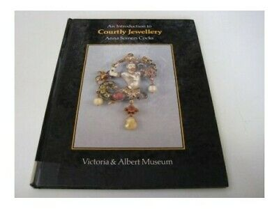 An Introduction to Courtly Jewellery by Somers Cocks, Anna Hardback Book The