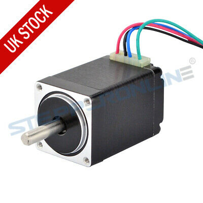Nema 11 Stepper Motor 9.5Ncm 0.67A 28x28x44mm 4-wire DIY CNC 3D Printer Extruder