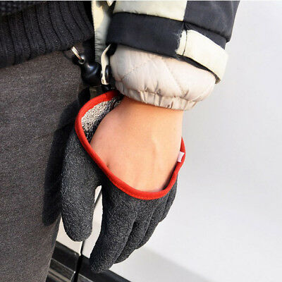 Portable Safety Cut Proof Stab Resistant Gloves Mesh Butcher Gloves UK