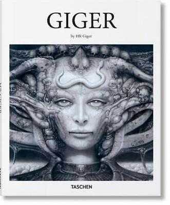 Giger by H R Giger (English) Hardcover Book Free Shipping!