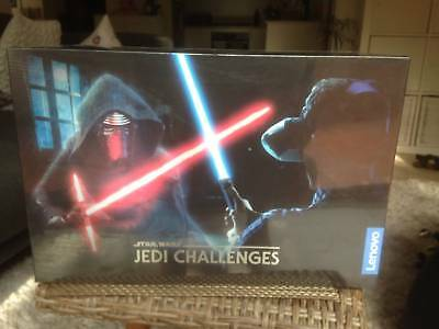 Star Wars: Jedi Challenges (Lightsaber) - Virtual Reality Headset by Lenovo
