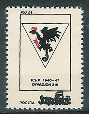Poland SOLIDARITY POST WW II Polish Air Force in UK D315
