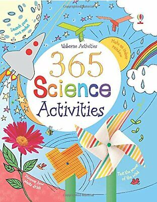 365 Science Activities (365 Activities) by Various Book The Cheap Fast Free Post