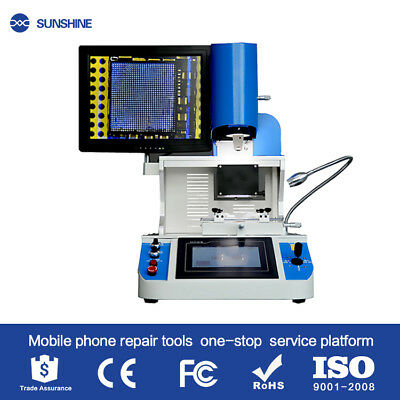 Optical Alignment BGA Rework Station With Touch Screen - SUNSHINE SS-880