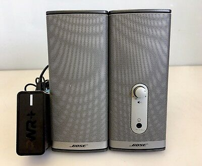Bose Companion 2 Series II, Computer Multimedia Speaker