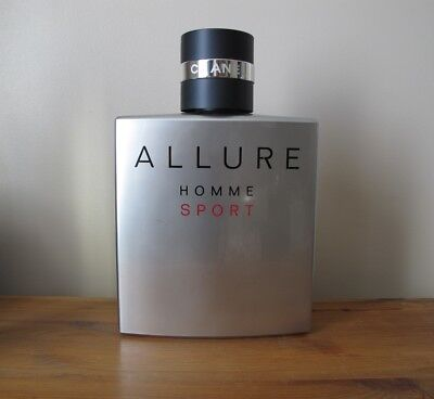 "Factice Geant Chanel  """" Allure Homme Sport """""