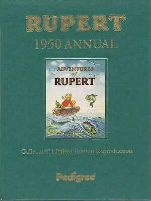 Rupert 1950 Annual - Collectors' Limited Edition Reproduction