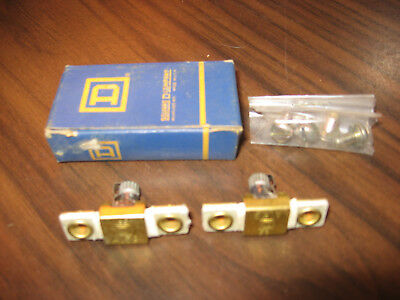 Box of 2 New Square D A.59 Overload Heaters
