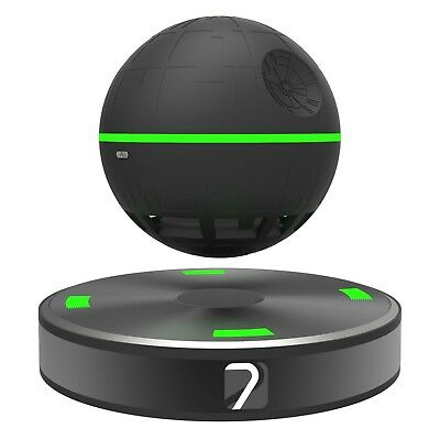 ICE 7 Arc Star Floating Bluetooth Speaker - Black/Green