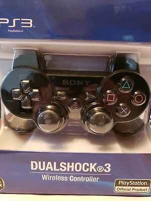 Sony PS3 Wireless  Dualshock 3 Controller - Black