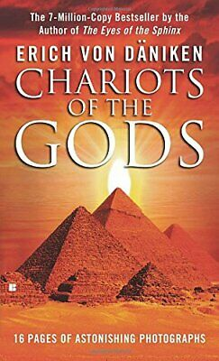 Chariots of the Gods? : Was God An Astronaut?  Uns... by Michael Heron Paperback