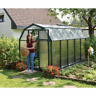 Rion EcoGrow 2 Twin Wall Greenhouse - 6ft. x 10ft., Model# HG7010