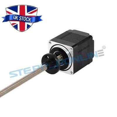 Nema 11 Linear Stepper Motor External 0.75A Lead Screw Length 100mm with Tr5x2