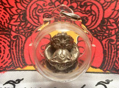 Phra Rahu God of Fate Buddha Thai Amulet Luck Protect from Bad Luck
